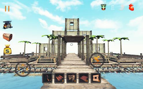 Raft Survival : Ultimate- screenshot thumbnail