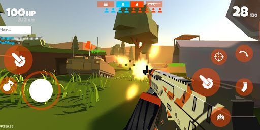 Fan of Guns apktram screenshots 2