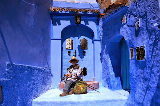 Photo: Chefchaouen