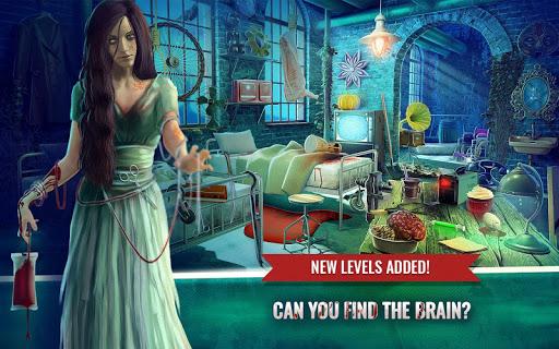 Haunted Hospital Asylum Escape Hidden Objects Game 2.8 Mod screenshots 1