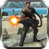 Army Warfare Gunner - FPS