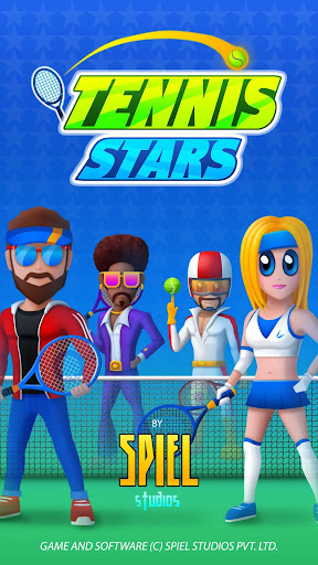 Tennis Stars: Ultimate Clash mod apk Varies with device screenshots 1