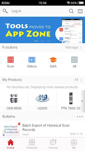 Huawei Technical Support 5.7.2 screenshots 1