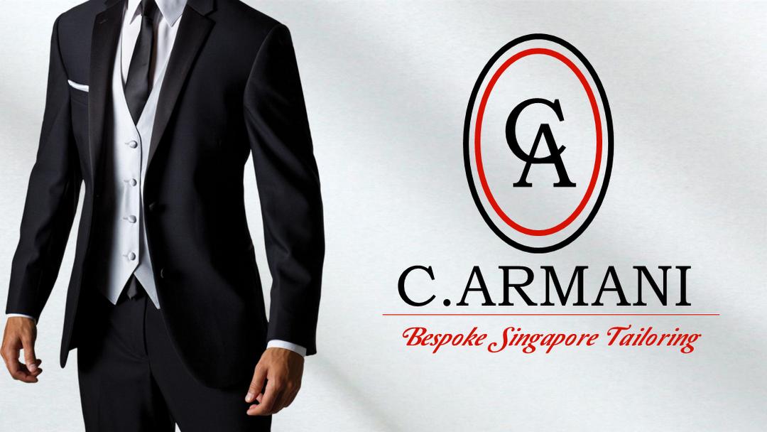 C. Armani Tailors -Tailor in Singapore
