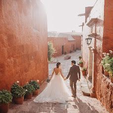 Wedding photographer Hans Rivadeneira (hansandroxes). Photo of 27.01.2018