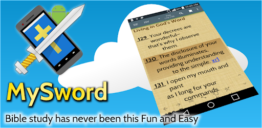 MySword Bible captures d'écran