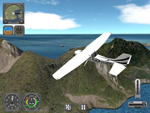 Flight Simulator 2013 FlyWings - Rio de Janeiro apktram screenshots 22