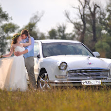 Wedding photographer Pavel Morozov (MorozovPavel). Photo of 17.08.2014