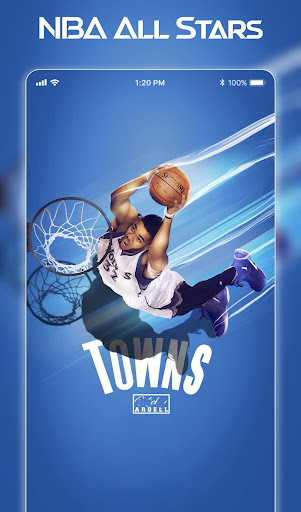 Nba wallpaper 5.0 screenshots 1