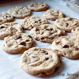 Secret to Chewy Chocolate Chip Cookies