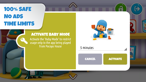 Pocoyo House: best videos and apps for kids screenshots 5