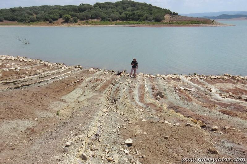 Cañada de los Ratones - Cañada de Mercegal - Necrópolis de Monte Bajo