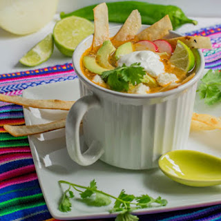 Anaheim Chile Soup Recipes