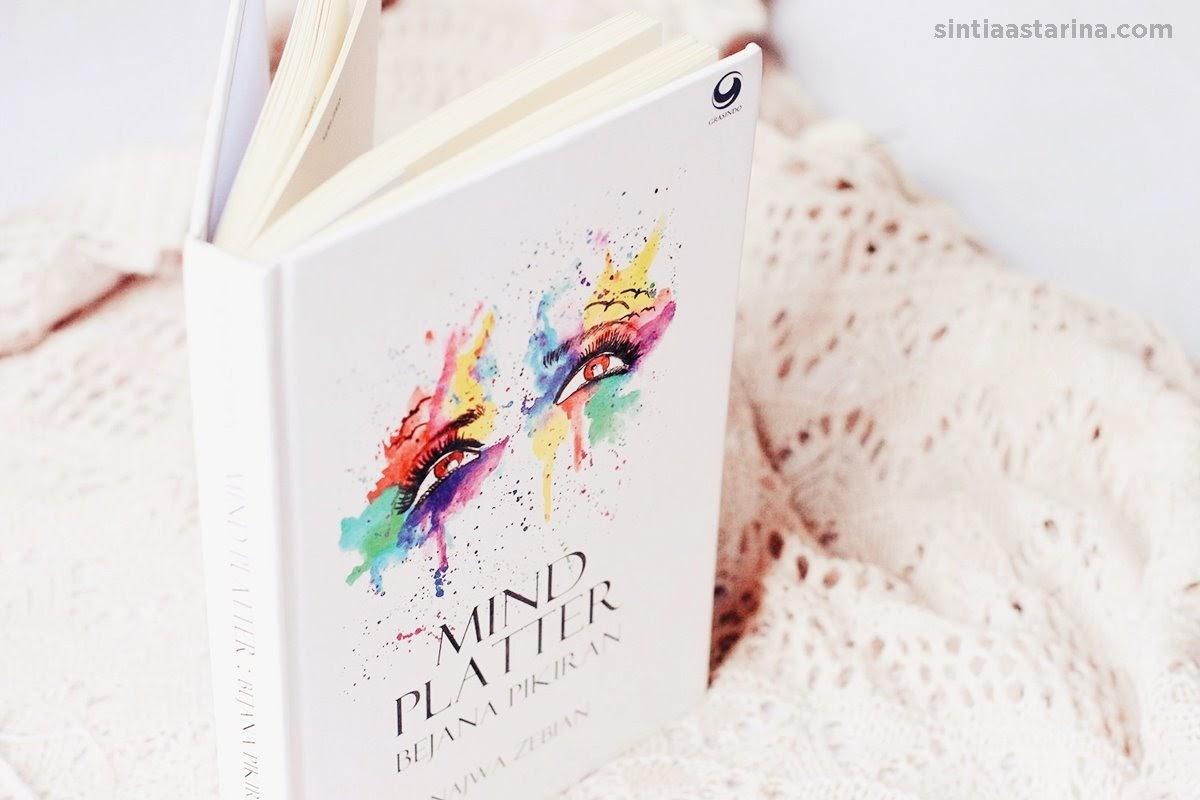 Mind Platter (Bejana Pikiran) karya Najwa Zebian