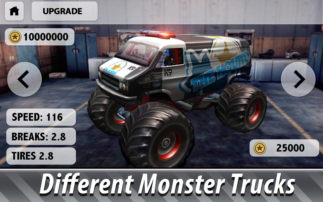 monster truck offroad rally 2 android apps on google play