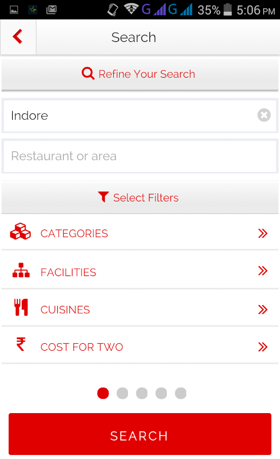 Best Food Places- screenshot