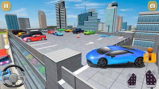 Araba Oyunları Park Etme Otopark Oyunları Hileli Apk Indir Android