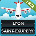 Lyon Airport Information icon