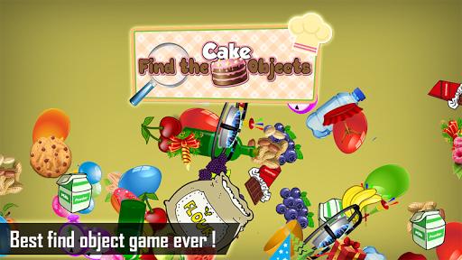 玩免費解謎APP|下載Find The Cake Objects app不用錢|硬是要APP