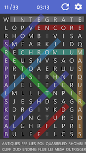 Word Search - Free Puzzles- screenshot thumbnail