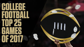 ESPNU College Football Top 25 Games of 2017 thumbnail