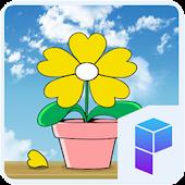 Sky Garden Launcher Theme