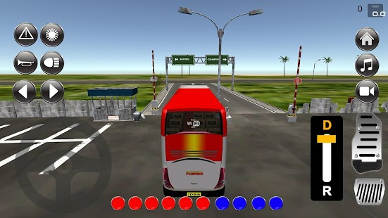 IDBS Bus Simulator apk screenshot 3