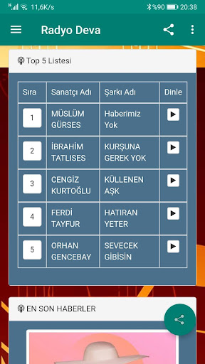 İstanbul Radyo Deva screenshot 5