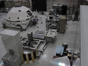 Photo: The Back Shell of the MSL