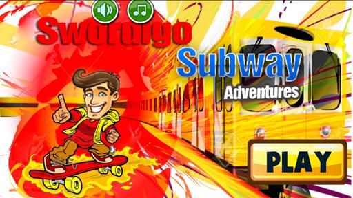 Swordigo Subway