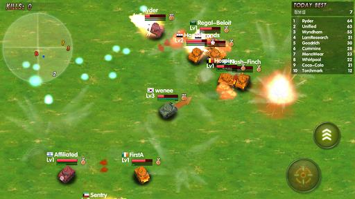 Clash Tank 1.0.0 screenshots 4