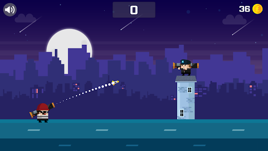 Robber Escape- screenshot thumbnail