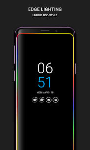 Always on AMOLED | Edge Lighting ? (MOD, Pro) v4.4.5 1
