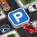 Thumb Car Driving icon