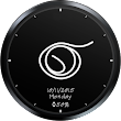Twister watch face
