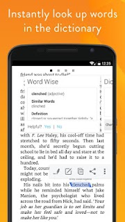 Amazon Kindle screenshot 07
