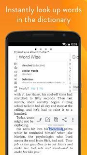 Amazon Kindle screenshot 07