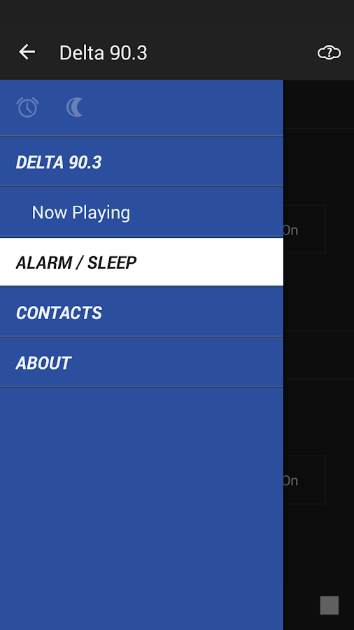 Delta 90.3- screenshot