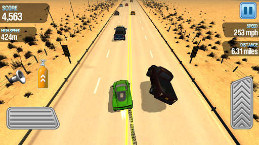 Traffic Racing - Highway Racer