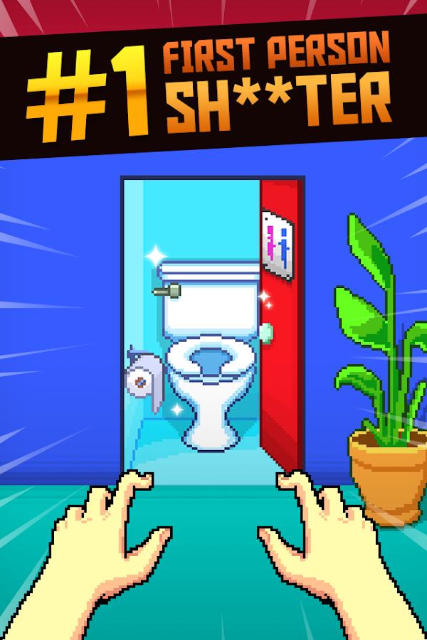 Call of Doodie, toilet