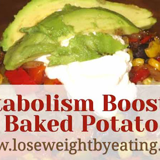 Metabolism Boosting Caliente Baked Potato
