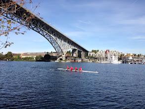 Photo: Aurora Bridge on Lake Union