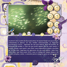 Photo: Template - This Year PhotoBook by TForMe Amethist Lane by Jen Maddocks Font Lucida Handwriting PS CS2