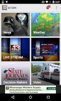 Screenshot of WOWK-TV 13 News
