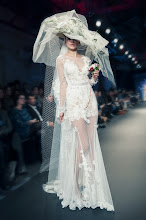 Photo: Yair Germon's Bridal Couture Spring/Summer 2013 Collection at Tel Aviv Fashion Week.  SHARE your favorite dresses!