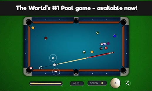 Pool Table & Billiards Game APK for Blackberry | Download