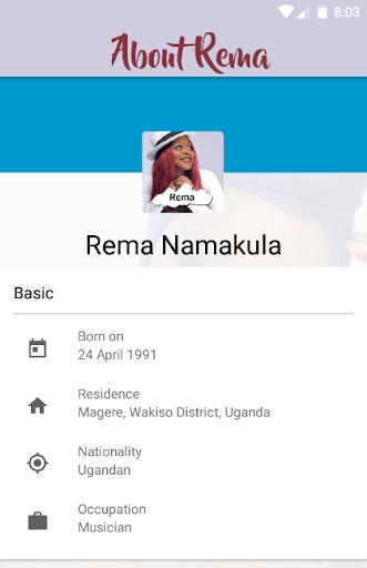 Download Rema Namakula Music App on PC & Mac with AppKiwi