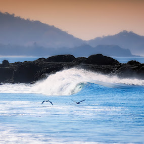 Costa Rican Mornings by Trevor Murphy - Landscapes Waterscapes ( other keywords, tmurphyphotography, costa rica, places )