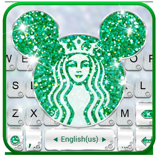 Minny Goddess Keyboard Theme 1.0