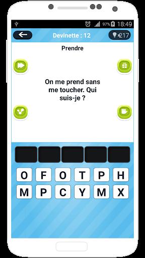 Devinette en Franu00e7ais apkdebit screenshots 13